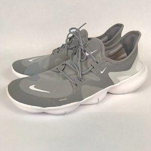 NEW Nike Free RN 5.0 Wolf Grey Sneakers